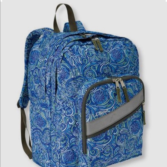 0159075c277 L.L. Bean Other - Starry Night LL Bean BackPack
